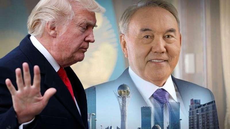 Сможет ли Назарбаев не пойти на поводу масонов из США?
