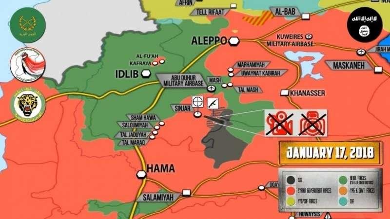 Сирия: наёмники США – ИГИЛ и Нусра действую заодно. Турки угрожают вторжением