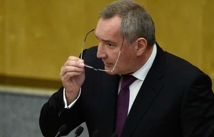 Рогозин: Россия не будет угрожать ответными мерами на санкции Брюсселя
