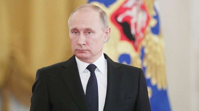 В Кремле рассказали о здоровье Владимира Путина