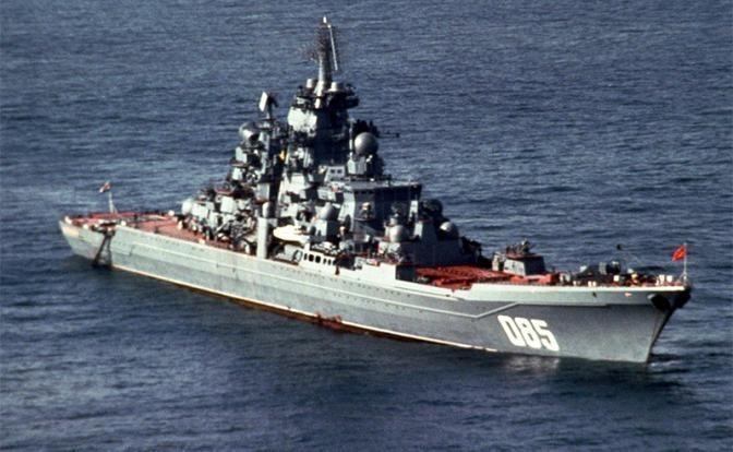 ВМФ России. «Адмирал Нахимов» после модернизации сможет топить авианосцы США
