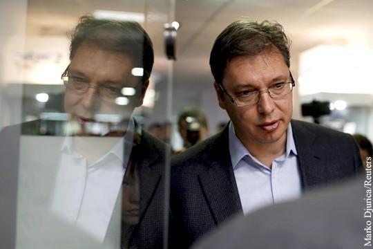 Новая война на Балканах? Сербская власть готовится вернуться в Косово