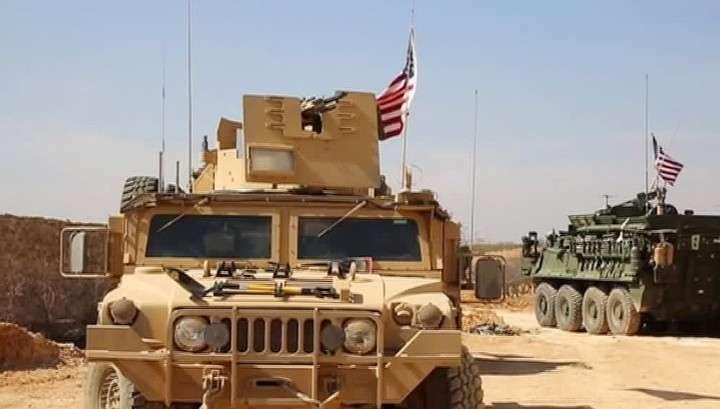 Пиндосы не собираются подобру поздорову убирать свои войска из Сирии
