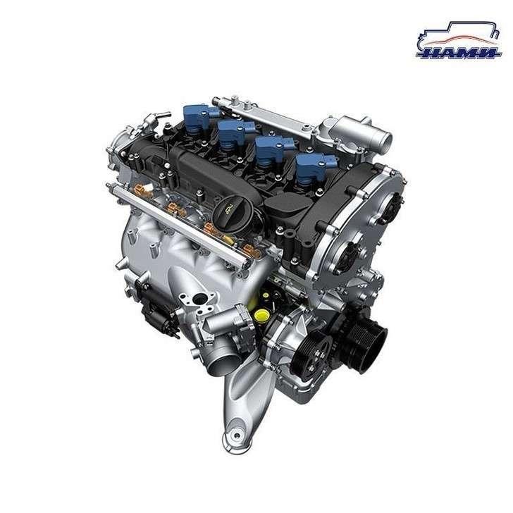 Новый российский двигатель: 2,2 литра и245 л.с.