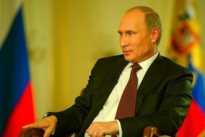 Иностранцы: Путин открыто заявил, что президентами США управляют «люди в чёрном»
