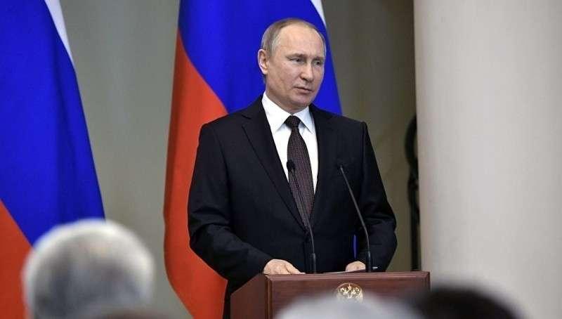 В СМИ стало известно, дата выступления Владимира Путина с посланием Федеральному собранию