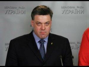 Лицо новой Украины: Тягнибок