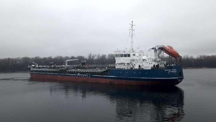 танкер котлас проект
