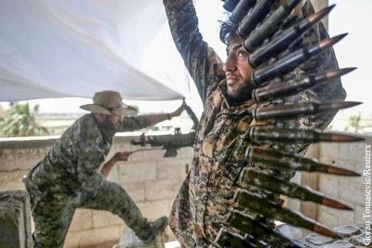 Эрдоган принуждает Россию сдать важного союзника в Сирии