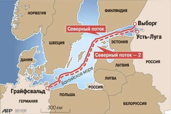 Газопровод «Северный поток-2» выгоден даже Украине