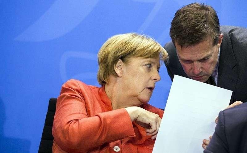 Немцы думают как спасти Украину от «русских оккупантов»