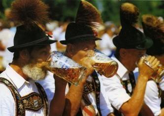 Франция признала, что русские пьют намного меньше европейцев