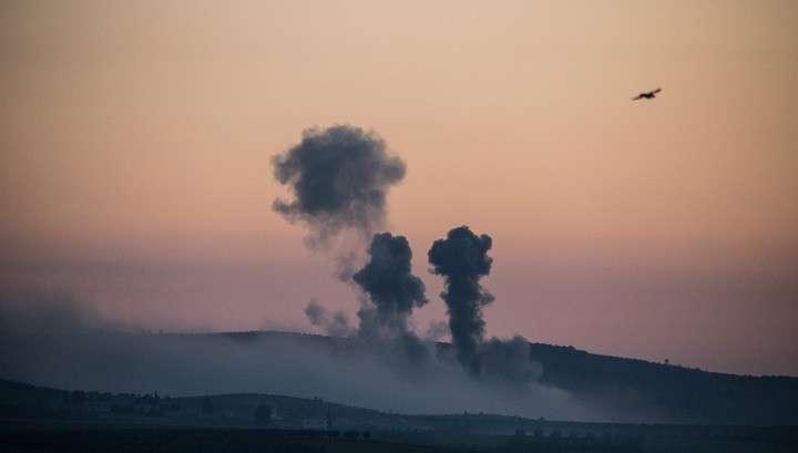 72 самолёта ВВС Турции нанесли массированный удар по 108 целям в Африне