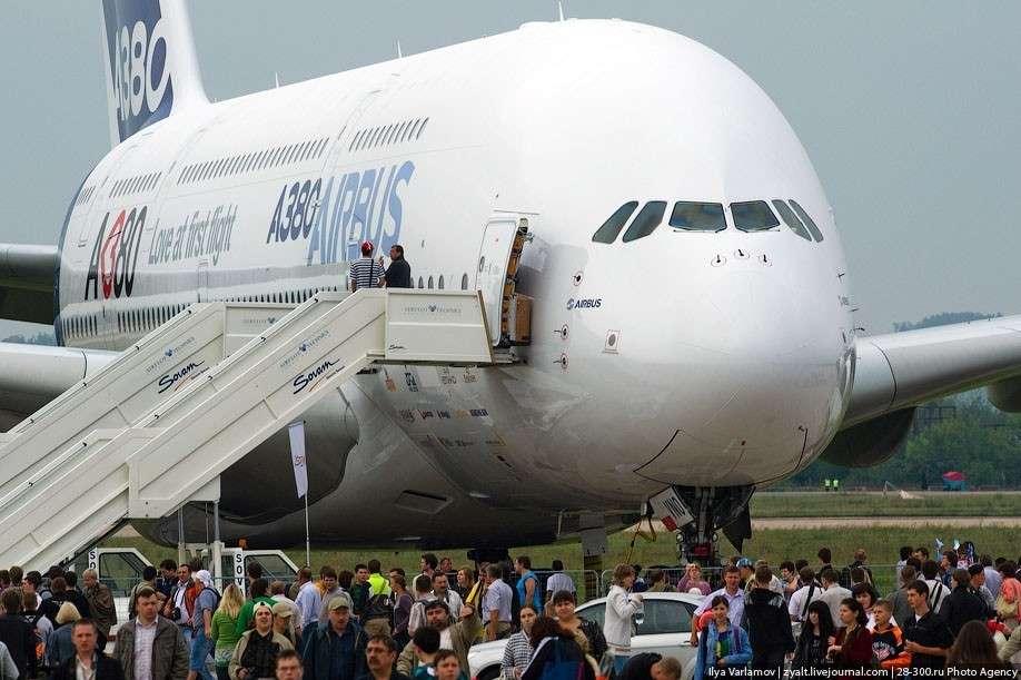 Airbus ставит крест на А380. Boeing 747 – следующий на очереди