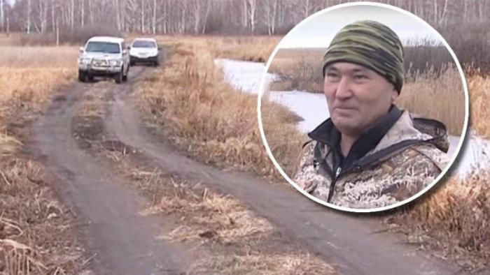 В Челябинской области чиновники обвинили егеря за проложенную им дорогу
