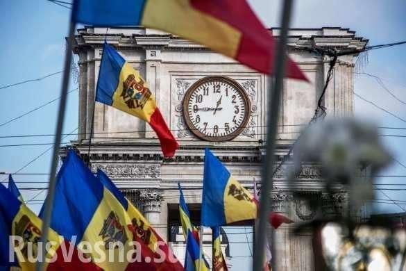 Олигархи и спецслужбы Запада захватили кабинет министров Молдавии | Русская весна