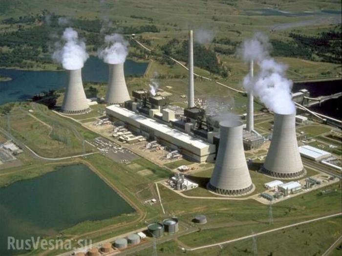 Украина. На двух АЭСвышли изстроя энергоблоки