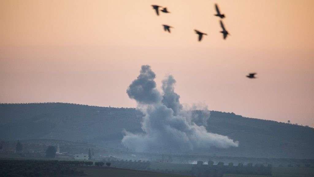 Курды просят Россию остановить военную операцию Турции в Африне