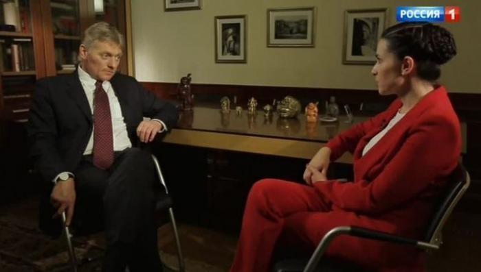 Дмитрий Песков в интервью рассказал о «кухне» пресс-службы президента РФ