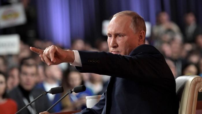 Для Владимира Путина не бывает неудобных вопросов