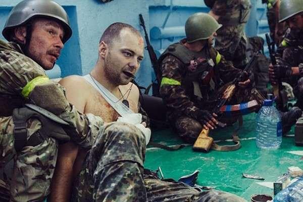 Киев отказывается бесплатно лечить раненых карателей