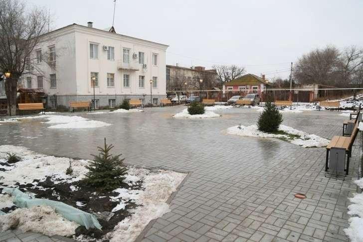 Парки наших городов. Как обустраивается российская провинция