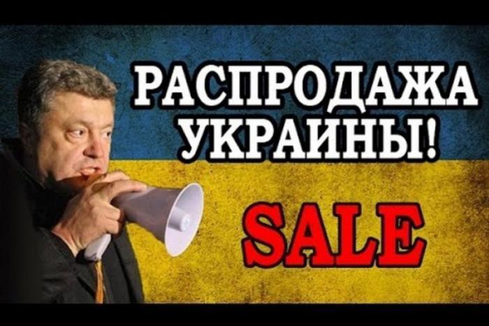Киевское еврейство, под шумок реинтеграции, протолкнуло закон о распродаже всей Украины