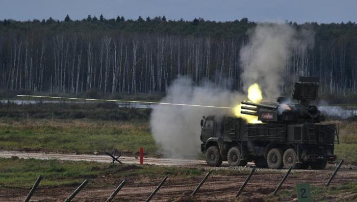 Американские СМИ: российский «Панцирь-С» – идеальное оружие, не имеющее аналогов в США
