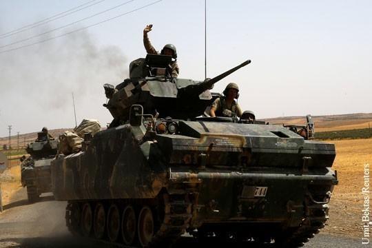 Сирия: курды просят защиты Владимира Путина от «фашистского турецкого режима»