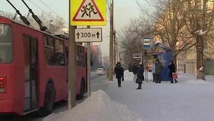 На Урале, в Сибири и Приморье температура снизилась до аномально низкого значения