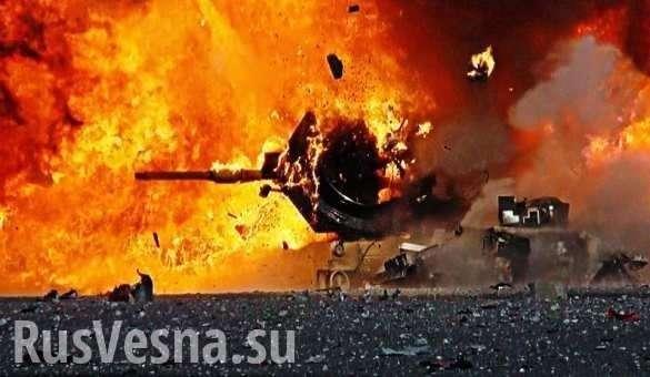 Башар Асад помог курдам оружием: 5 турецких танков уничтожены в боях за Африн   Русская весна