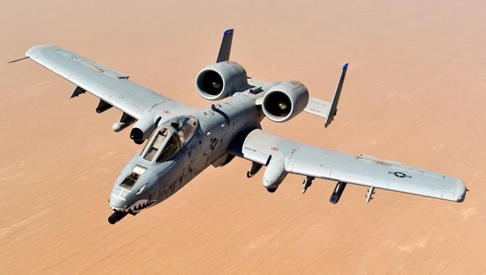 Лучшие штурмовики США А-10 могут больше никогда не взлететь