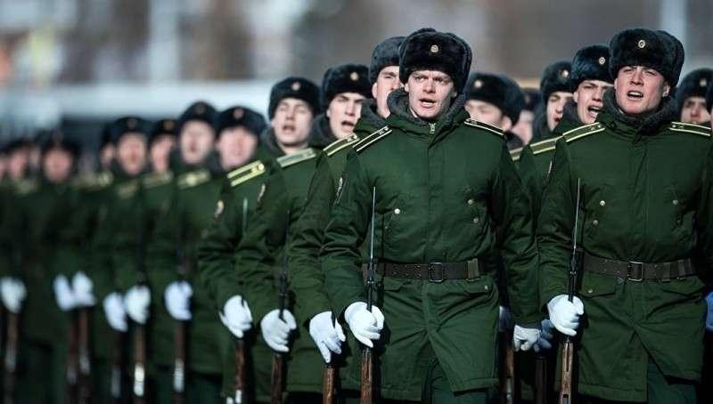 Владимир Путин изменил форму ответа на благодарность командира в армии