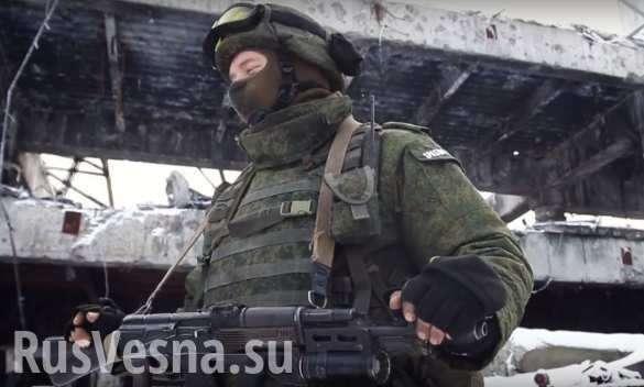 Донецк: армия ДНР укрепляет позиции на линии фронта – репортаж с передовой | Русская весна