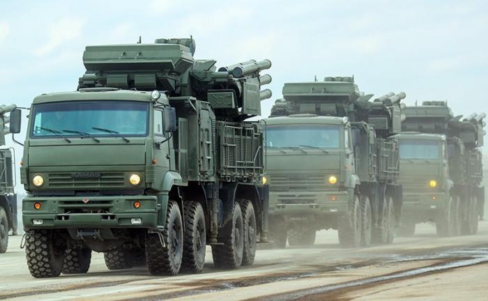 «Панцирь-С»: США завидуют русскому чудо-оружию