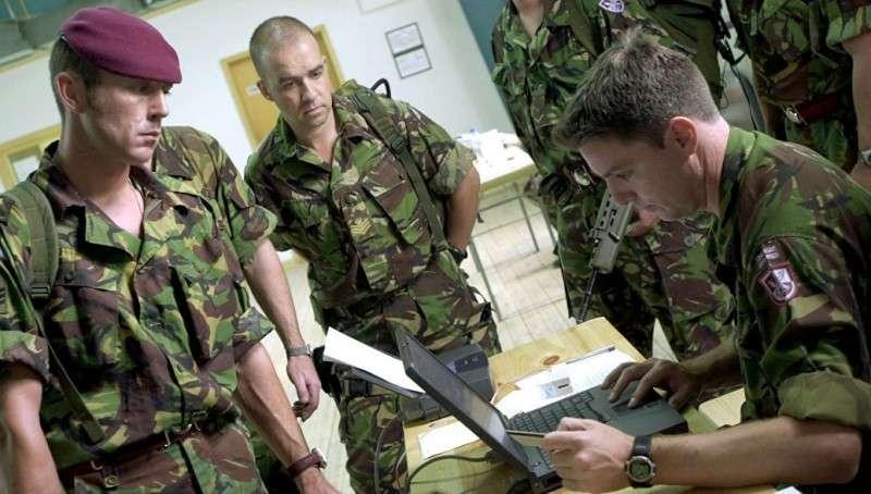 Британцы раскритиковали болтовню своего генерала о «враждебной России»