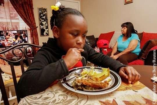 Бедность в США: американцы стыдятся своего голода