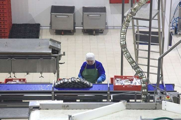 Рыбоперерабатывающее предприятие запущено вКалининградской области