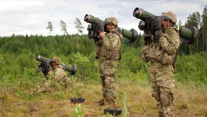 США передали грузинам первую партию ПТРК Javelin