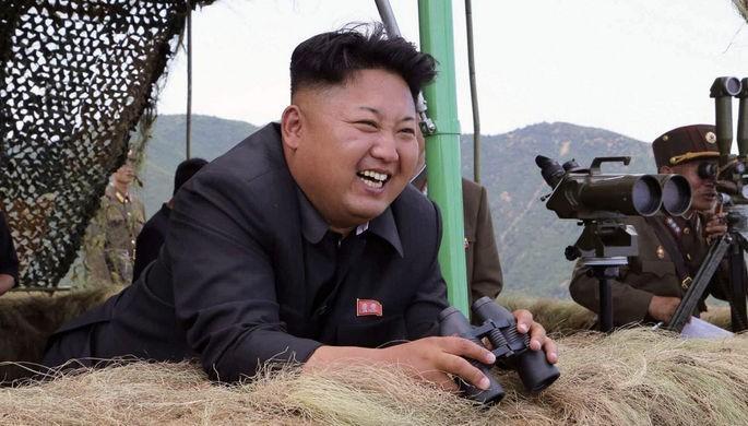 Весёлый Ким нанёс жестокий удар по демократическим СМИ