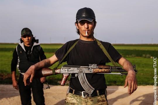 Войну Турции против Курдов в Африне искусственно спровоцировали США