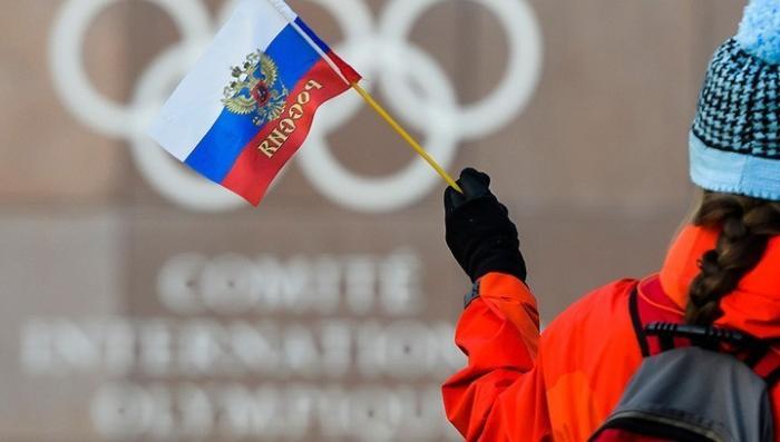 Лучших спортсменов России глобалисты из МОК на Олимпиаду не пригласили