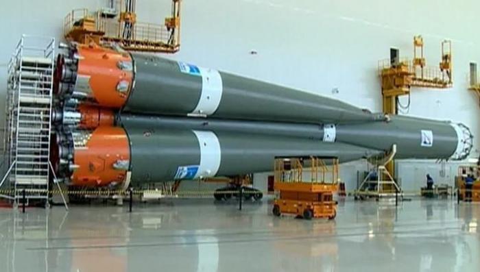 Космодром Восточный готовится к запуску «Союза»