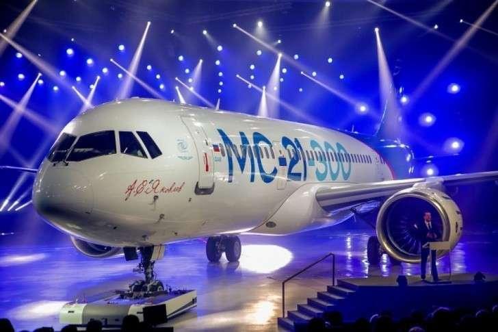 Электромеханический привод для МС-21: применение новейшей технологии РФ