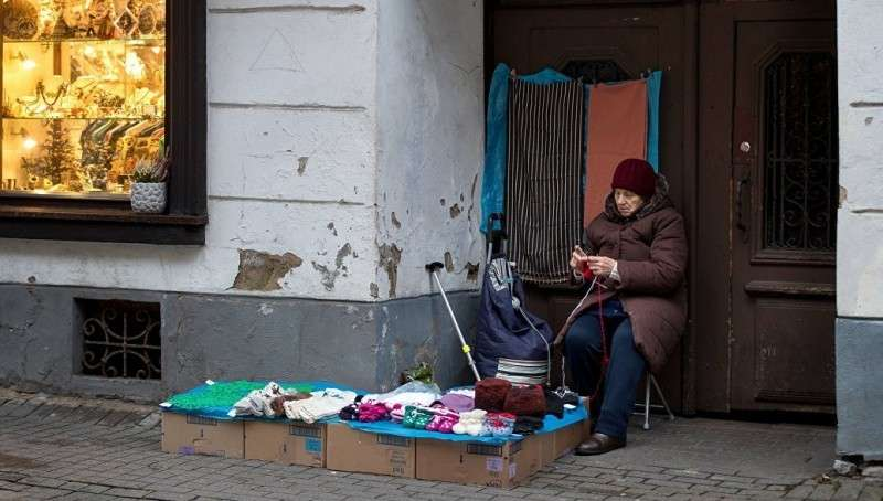 """Литва: """"Страна самоубийц и безработных"""". Это геноцид белой расы"""