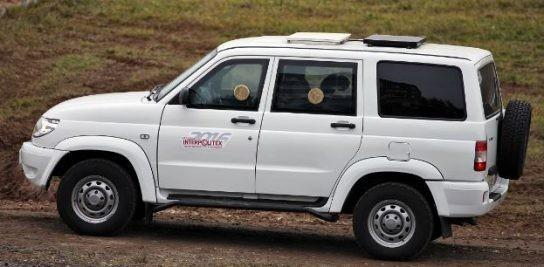 Бронированный УАЗ «Есаул», созданный на базе «Патриота», вскоре поступит в Росгвардию