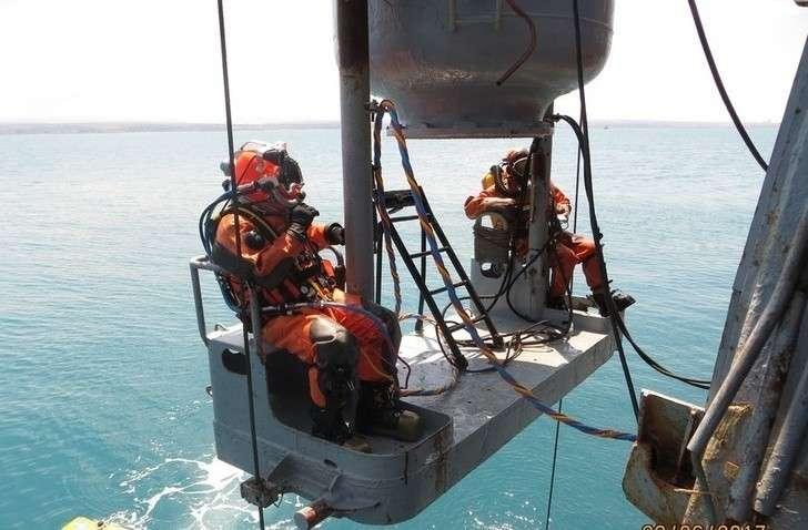 Оснащенность ВМФ новейшими морскими спасательными техническими средствами увеличилась в5,3 раза