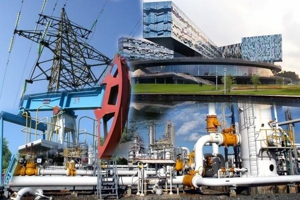 Производственные итоги топливно-энергетического комплекса России в2017 году