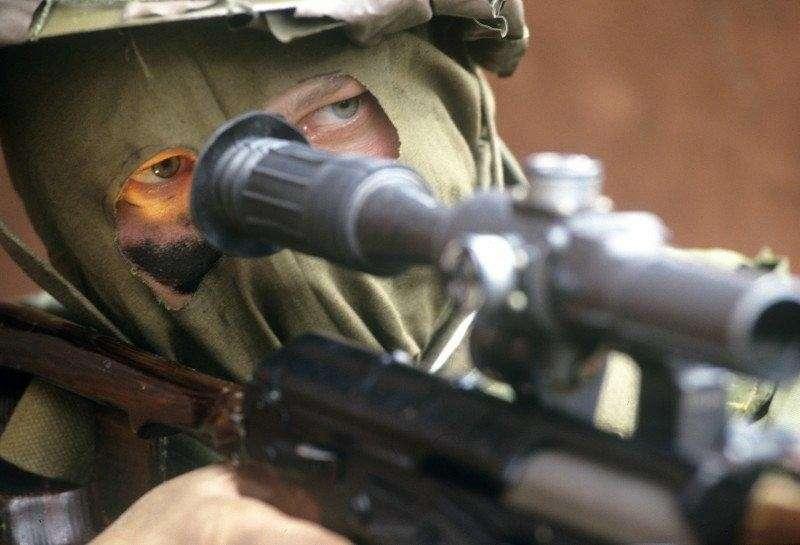 Будь проклята эта война, где русские убивают русских!