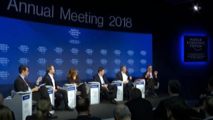 Тема второго дня Россия на форуме в Давосе – энергетика и инвестиции
